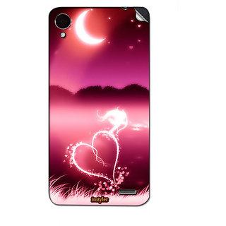 Instyler Mobile Skin Sticker For Lenovo S7201 MSLENOVOS7201DS-10107