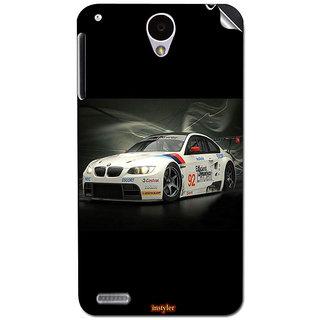 Instyler Mobile Skin Sticker For Lenovo S890 MSLENOVOS890DS-10037