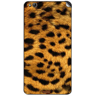 Instyler Mobile Skin Sticker For Infocus M535 MSINFOCUSM535DS-10157
