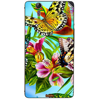 Instyler Mobile Skin Sticker For Infocus M810 MSINFOCUSM810DS-10047