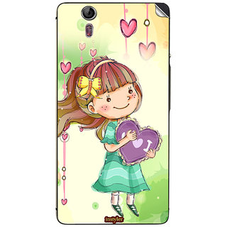 Instyler Mobile Skin Sticker For Infocus M810 MSINFOCUSM810DS-10061