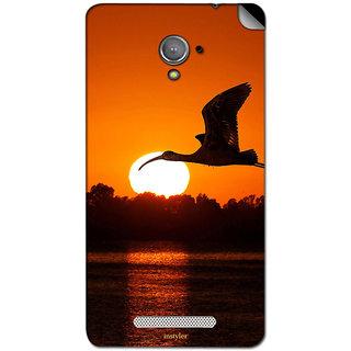 Instyler Mobile Skin Sticker For Oppo U707T MSOPPOU707TDS-10015