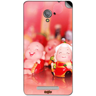 Instyler Mobile Skin Sticker For Oppo U707T MSOPPOU707TDS-10064