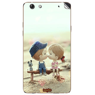Instyler Mobile Skin Sticker For Oppo R829T MsoppoR829TDs-10074