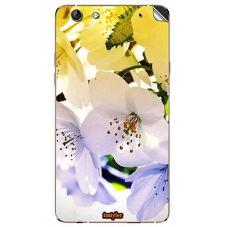 Instyler Mobile Skin Sticker For Oppo R829T MsoppoR829TDs-10080