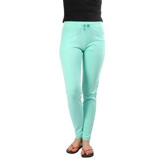 Wajbee Women 100 Percent Cotton Track Pant
