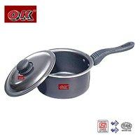 Ok Non-Stick Sauce Pan (with Lid) SP3