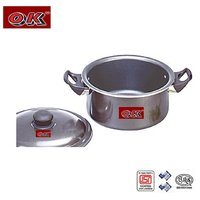 OK Non-Stick Stew Pan With Lid STP4