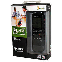 Sony ICDPX333 Digital Voice IC Recorder 4GB PX Series MP3 Recording