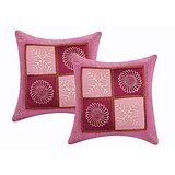 Stunning Pink Cushion Covers- Set Of 2 [CLONE]