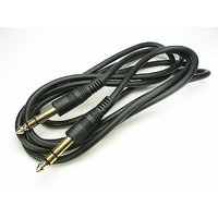 6.35mm To 6.35mm Audio Signal Cable