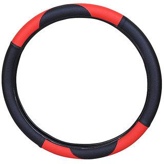 PegasusPremium Celerio BlackRed Steering Cover
