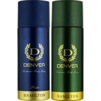 Denver Hamilton and Pride Deo Combo (Pack of 2)