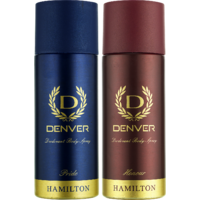 Denver Pride and Honour Deo Combo (Pack of 2)