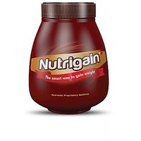 Ayurwin Nutrigain Plus 60 Chocolate Capsules