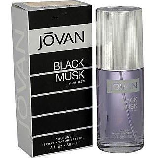 Jovan Black Musk Edc - 88 Ml (For Men)