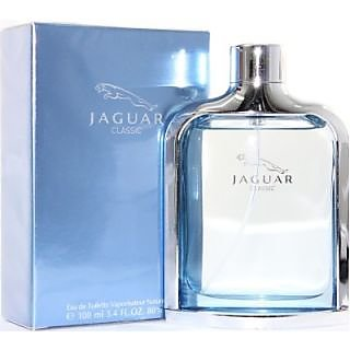 Jaguar Classic Edt - 100 Ml (For Men)
