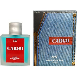 Cfs Cargo Edp - 100 Ml (For Men Women)