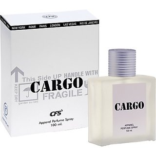 Cfs Cargo White Eau De Parfum - 100 Ml (For Men Women)