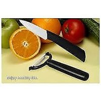 Set Of 4 Inch Ceramic Knife And Ceramic Peeler