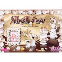 Lil Star Shell Art Kids toy Art Craft toy Creativity Imagination Decorative Toys Hand Eye Coordination Creative Toy