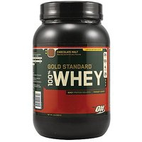 Optimum Nutrition 100 Whey Gold - Choc Malt  2 Lbs