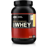 Optimum Nutrition 100 Whey Gold - French Vanilla Crme 2 Lbs