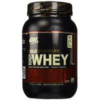 Optimum Nutrition 100 Whey Gold - Extreme Milk Chocolate 2 Lbs