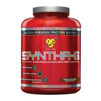 Bsn Syntha-6 Protein Powder - Chocolate Milkshake 5.0 Lb (48 Servings)