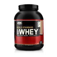 Optimum Nutrition 100 Whey Gold Standard - 5 Lbs (Mocha Cappuccino)