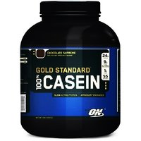 Optimum Nutrition 100 Casein Protein - 4 Lbs (Chocolate Supreme)