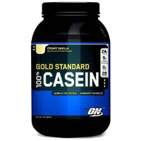 Optimum Nutrition 100 Casein Protein - 2 Lbs-(Chocolate Supreme)