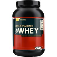 Optimum Nutrition 100 Whey Gold Standard - 2 Lbs (Mocha Cappuccino)