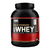 Optimum Nutrition 100 Whey Gold Standard - 5 Lbs (Double Rich Chocolate)