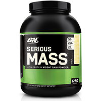 Optimum Nutrition Serious Mass - 12 Lbs (Banana)