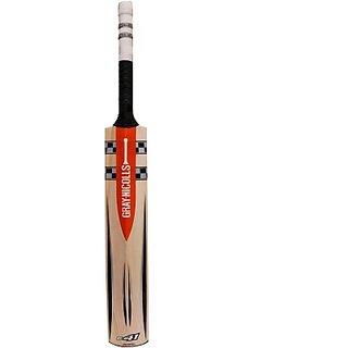 Gray Nicolls Destroyer Size-3 Kashmir Willow Cricket  Bat (3, 730-830 g)