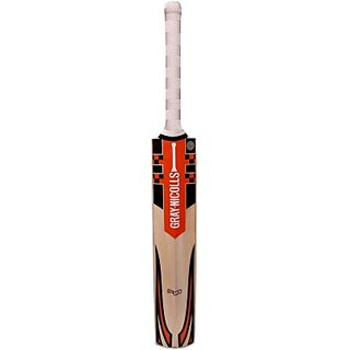 Gray Nicolls F18 Pulse Kashmir Willow Cricket  Bat (Short Handle, 700-1200 g)