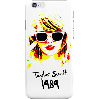 The Fappy Store TS Printed Back Cover for iphone 6S