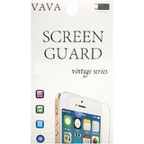 Vava Vintage Micromax Clear Screen Guard Canvas A110