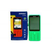 Darago 215i Dual Sim Mobile Phone - (6 Months Blubirch Warranty)