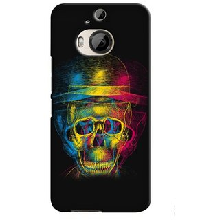 Snooky Digital Print Hard Back Case Cover For Htc One M9 Plus 83698