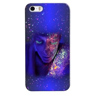 Snooky Digital Print Hard Back Case Cover For Apple Iphone 5C 84277