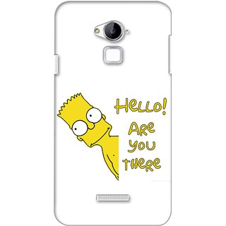 Snooky Digital Print Hard Back Case Cover For Coolpad Note 3 123972