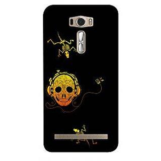 Snooky Digital Print Hard Back Case Cover For Asus Zenfone 2 Laser Ze601Kl 126719