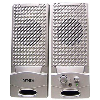 Intex IT-350 2.0 Multimedia Speakers