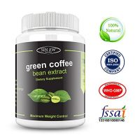 Sinew Nutrition 90 Caps Green Coffee Beans Extract -800 Mg