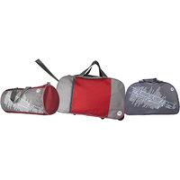 3G Duffle storlley bag combo of 3