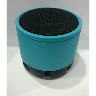 Portable-Mini-Bluetooth-Speaker,-Rechargable-with-TF-Port,-Mp3-Line-red,black,cy