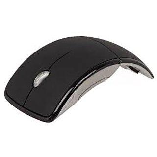 Logi Computer Mouse in Plastic Black Color