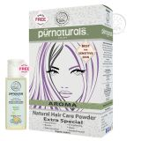 Purnaturals Pure Herbs Aroma Pack 100 Natural Hair Care Kit 001021